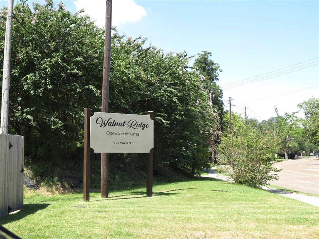 1505 Ward Road #152H, Baytown, TX 77520 - MLS#: 50415828