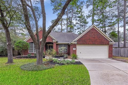Photo of 19 Sweet Birch Place, The Woodlands, TX 77382 (MLS # 91628830)
