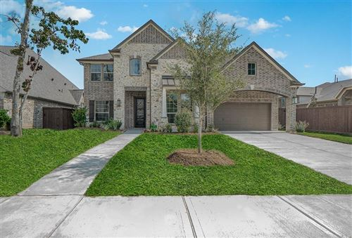 Photo of 16710 East Greater Blue Circle, Humble, TX 77346 (MLS # 71459833)