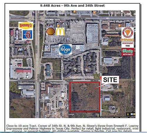 Photo of 0 34th St N & 9th Avenue, Texas City, TX 77563 (MLS # 88580834)