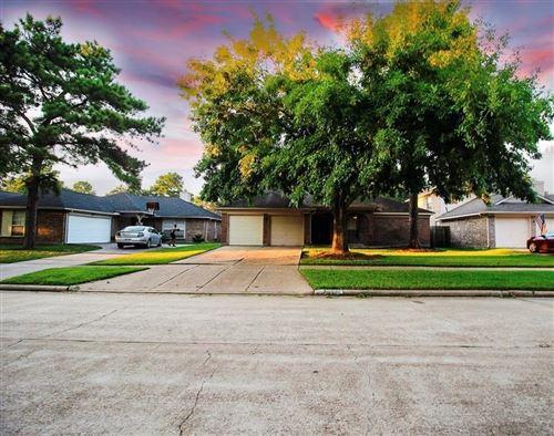 Photo of 17410 Hamilwood Drive, Houston, TX 77095 (MLS # 87825838)
