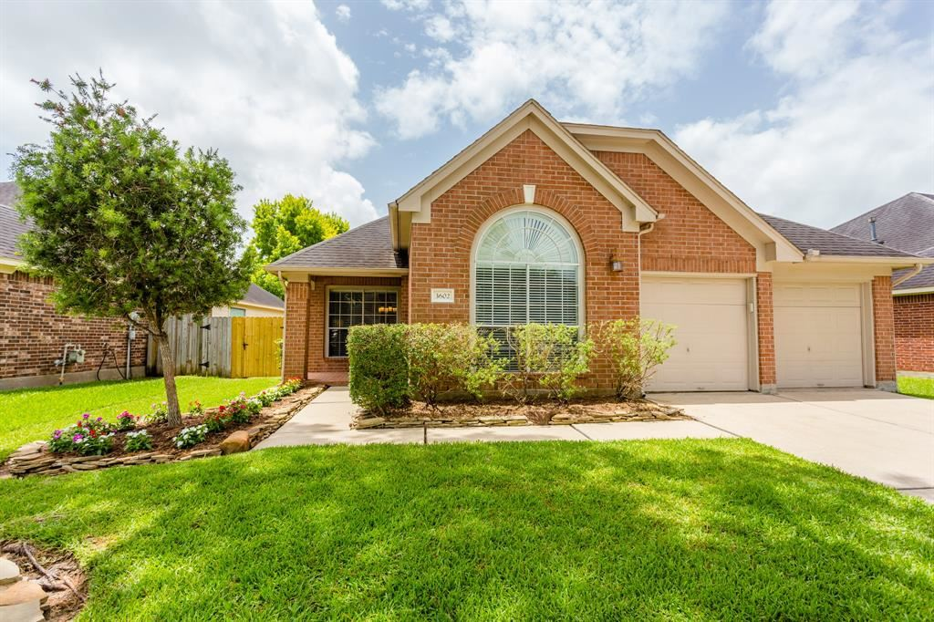 3602 Parkshire Drive, Pearland, TX 77584 - #: 8410838