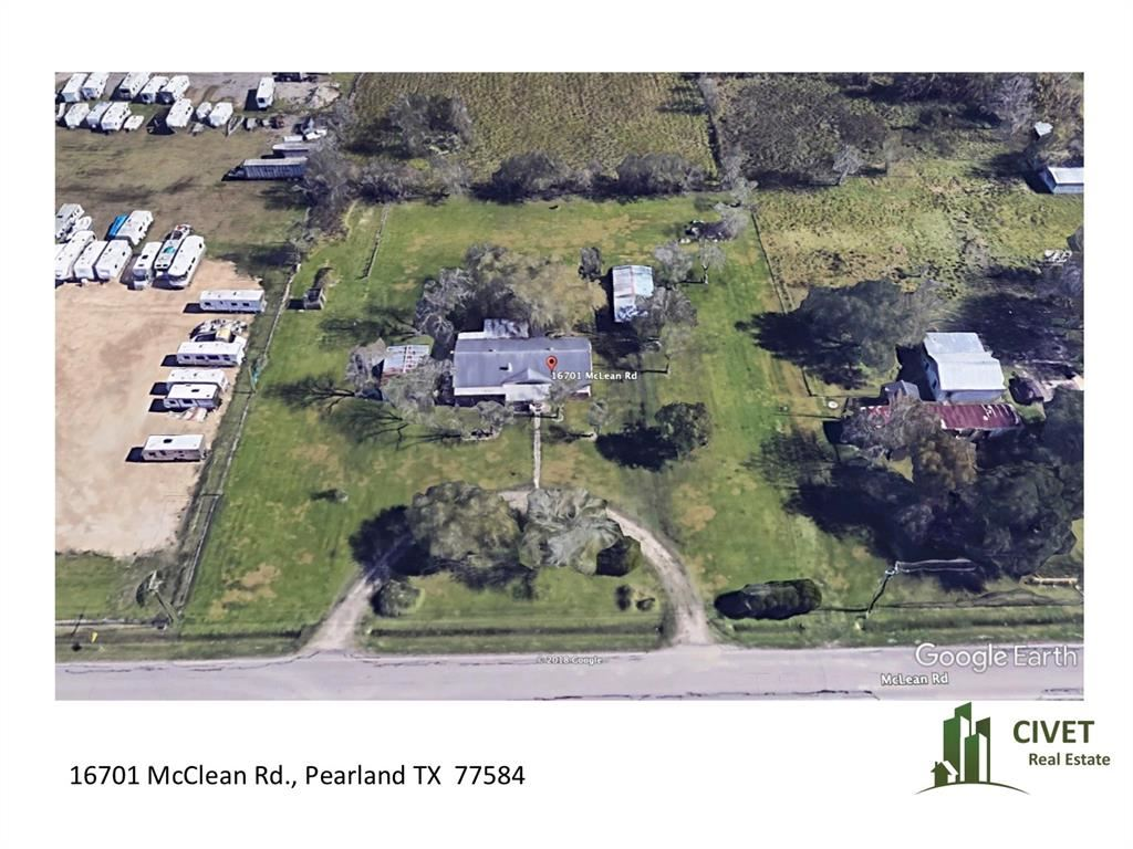 16701 County Road 104, Pearland, TX 77584 - MLS#: 95982838
