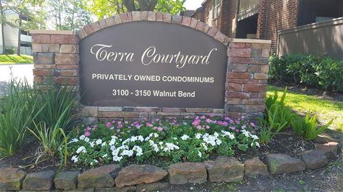 Photo of 3100 Walnut Bend Lane #218, Houston, TX 77042 (MLS # 56183839)