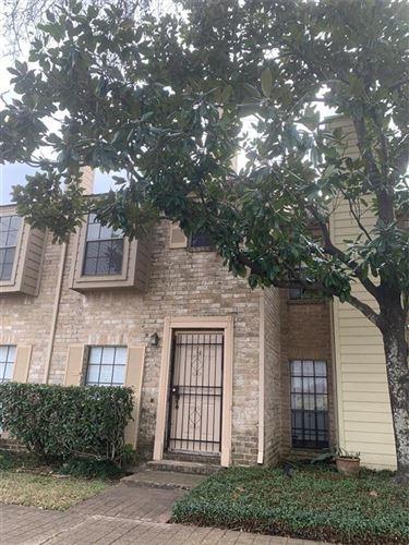 Tiny photo for 9901 Sharpcrest #A 4, Houston, TX 77036 (MLS # 5987839)