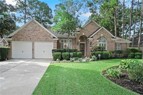 Photo of 18730 Tranquility Drive, Humble, TX 77346 (MLS # 26028840)