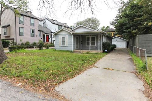 Photo of 810 Knox Street, Houston, TX 77007 (MLS # 89321841)