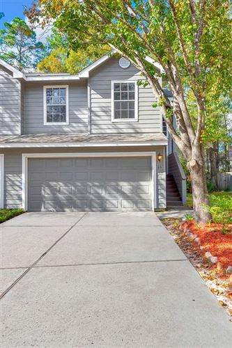 Photo of 23 Marble Rock Place, The Woodlands, TX 77382 (MLS # 87263842)