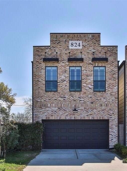 824 W 20th Street, Houston, TX 77008 - MLS#: 86644842