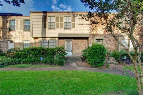 Photo of 7505 Memorial Woods Drive #53, Houston, TX 77024 (MLS # 59290845)