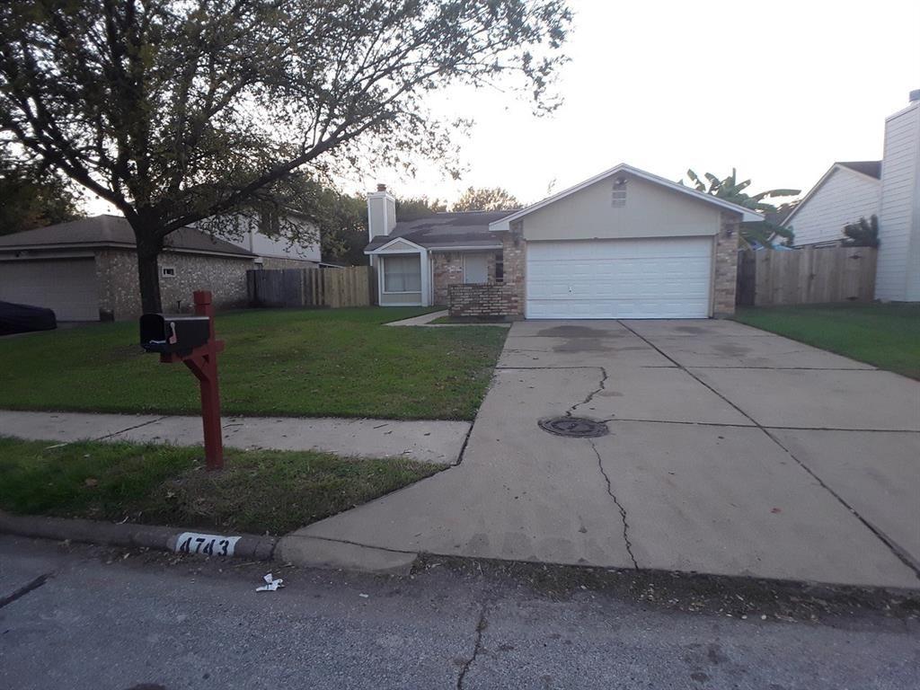 4743 Cairnvillage Street, Houston, TX 77084 - #: 18548846