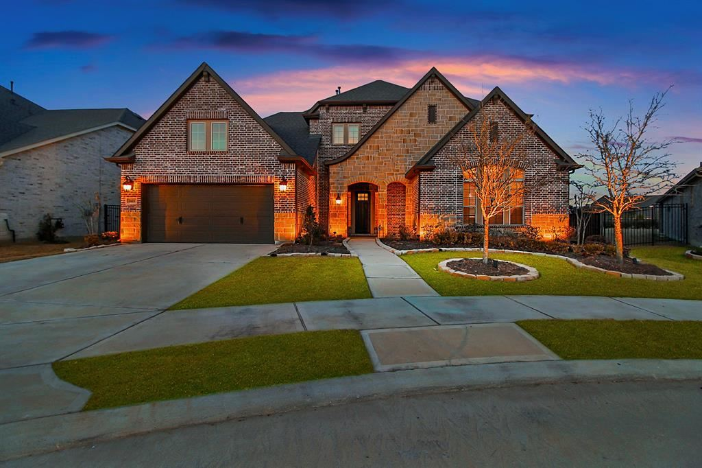 2621 Blue Aster Court, Brookshire, TX 77423 - #: 55495847