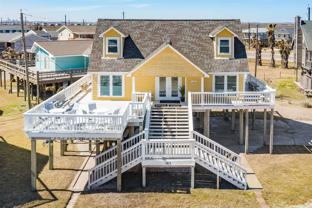 123 Seagull Avenue, Surfside Beach, TX 77541 - MLS#: 69808847