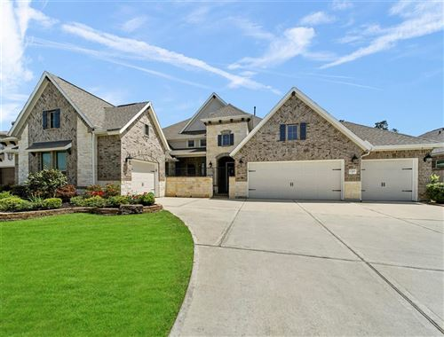 Photo of 12811 S Palomino Lake Circle, Cypress, TX 77429 (MLS # 35336848)