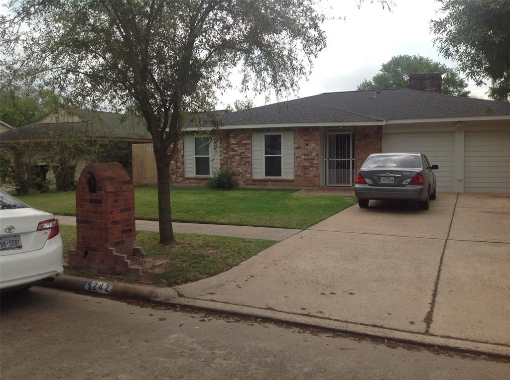 242 N Goodson Dr Drive, Houston, TX 77060 - MLS#: 53872848