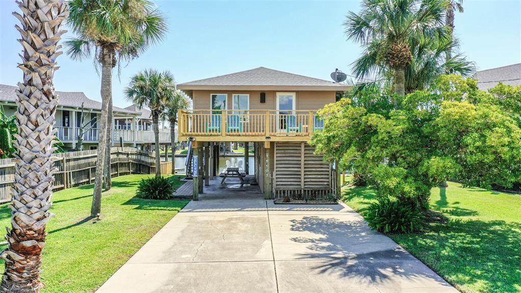 16607 Jamaica Cove Road, Jamaica Beach, TX 77554 - MLS#: 89017849