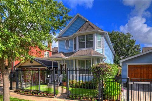 Photo of 541 W 16th Street, Houston, TX 77008 (MLS # 40480850)