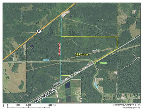 Photo of 0 Off Hwy 12, Mauriceville, TX 77632 (MLS # 84558852)