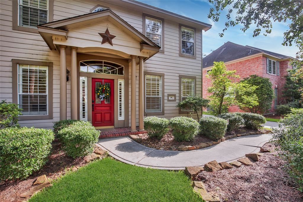 14 Woodmere Place, The Woodlands, TX 77381 - MLS#: 53476852