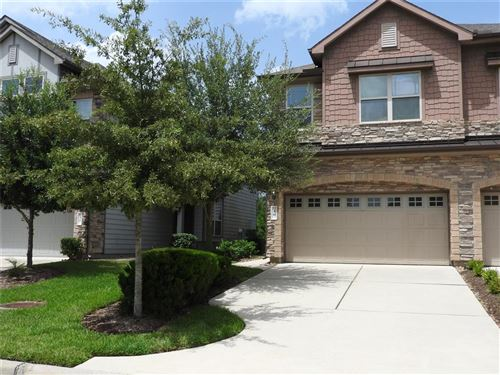 Photo of 46 Aventura Place, The Woodlands, TX 77389 (MLS # 54704857)
