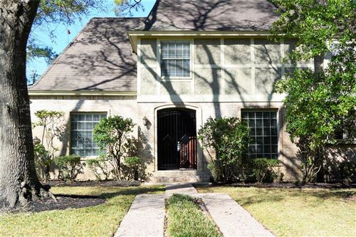 Photo of 1914 Castlerock Drive, Houston, TX 77090 (MLS # 72027857)