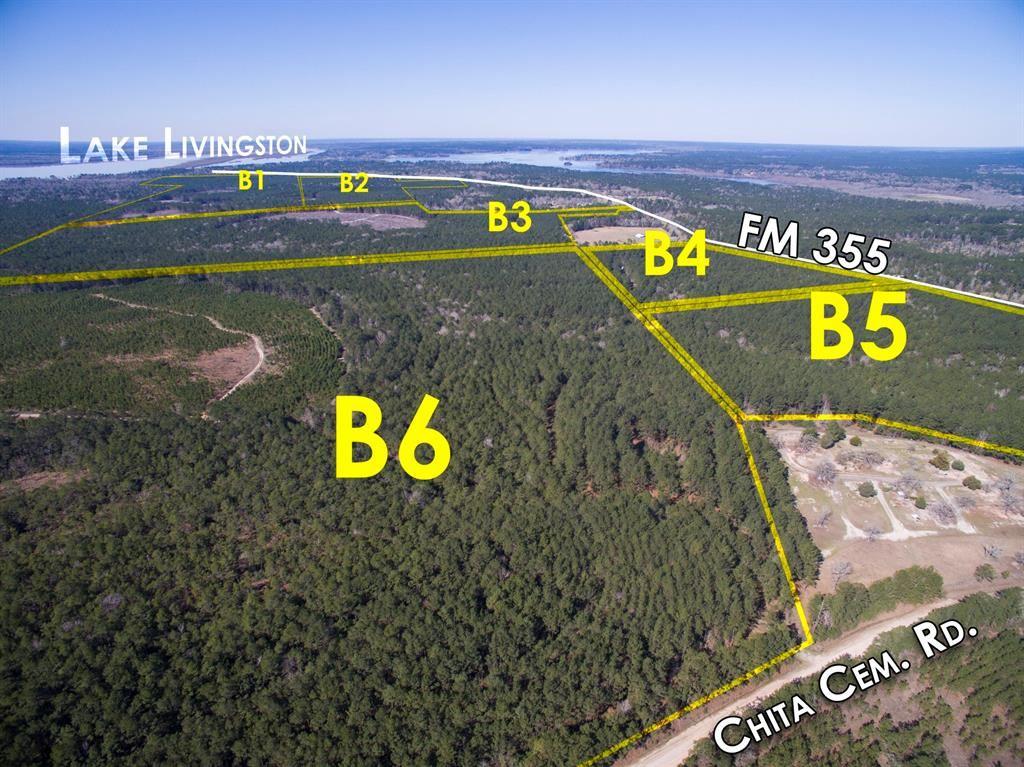 00 FM 355\/Chita Cemetery Rd, Trinity, TX 75862 - MLS#: 56038857