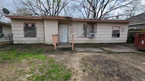 Photo of 4926 Southwind Street, Houston, TX 77033 (MLS # 61566858)