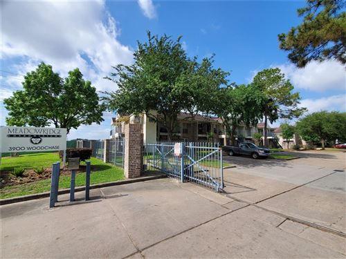 Photo of 3900 Woodchase Drive #156, Houston, TX 77042 (MLS # 69061858)