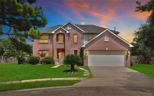 Photo of 16502 Barker Ranch Court, Cypress, TX 77429 (MLS # 19320862)