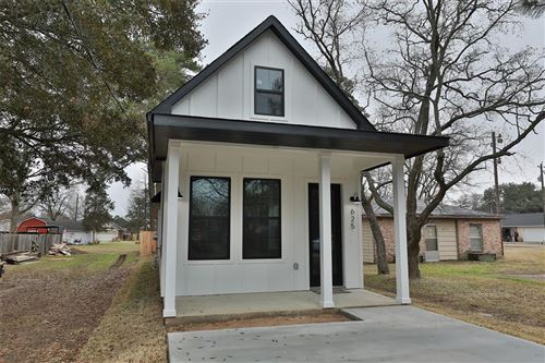 Photo of 625 Percival, Tomball, TX 77375 (MLS # 52992862)