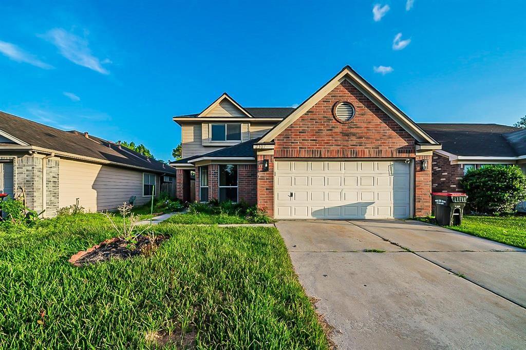 2307 Bivens Brook Drive, Houston, TX 77067 - #: 19142862