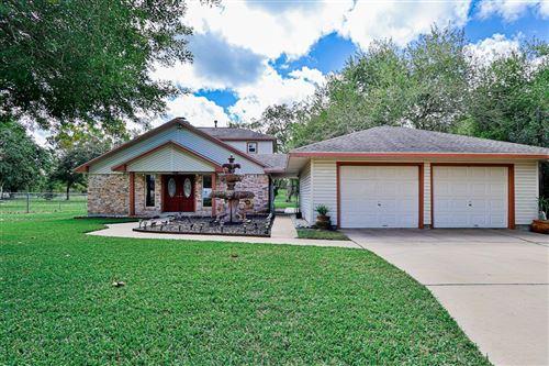 Photo of 12105 7th 1/2 Street, Santa Fe, TX 77510 (MLS # 34101863)