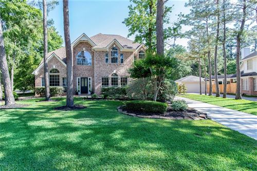 Photo of 68 E Sandalbranch Circle, The Woodlands, TX 77382 (MLS # 54828865)