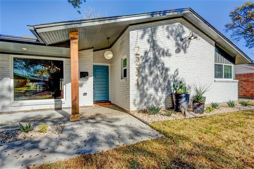 Photo of 2231 Haverhill Drive, Houston, TX 77008 (MLS # 42460867)