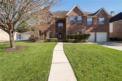 Photo of 7922 Trophy Place Drive, Humble, TX 77346 (MLS # 96266867)