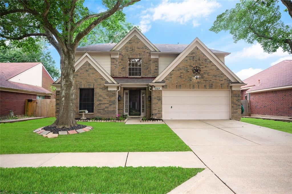 3327 Bluebonnet Meadows Lane, Houston, TX 77084 - MLS#: 27833868