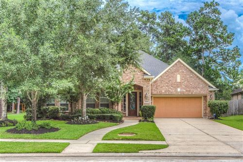 Photo of 17118 Saddle Mountain Lane, Humble, TX 77346 (MLS # 50654869)