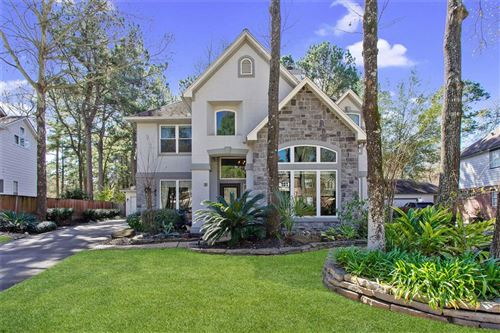 Photo of 38 Treescape Circle, The Woodlands, TX 77381 (MLS # 60165870)