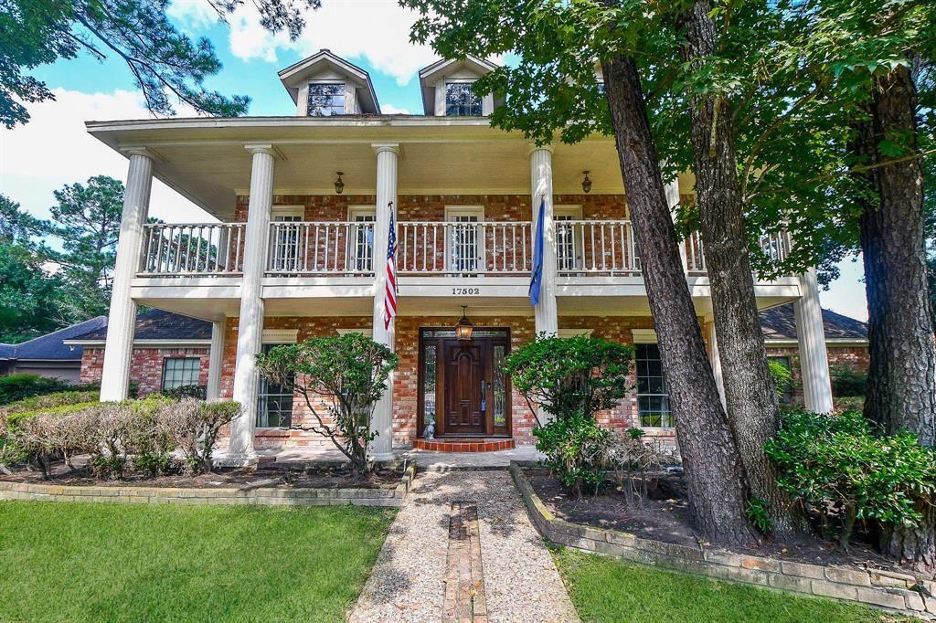 17502 Ponderosa Pines Drive, Houston, TX 77090 - MLS#: 45622870