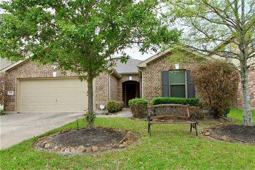 Photo of 4518 Kenya Manor Drive, Humble, TX 77396 (MLS # 48524871)