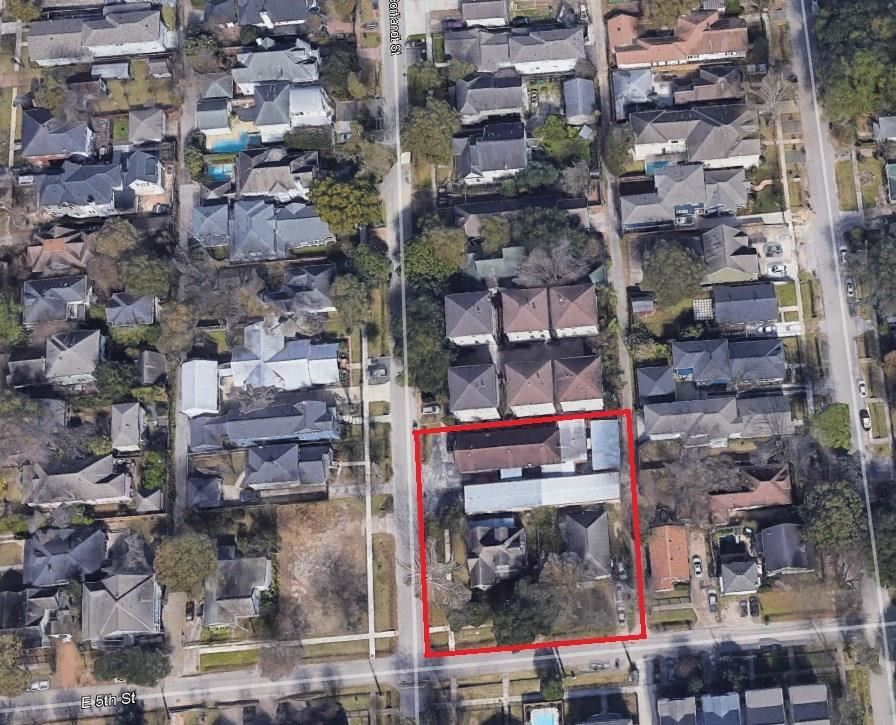 301 E 5th Street, Houston, TX 77007 - MLS#: 26908871