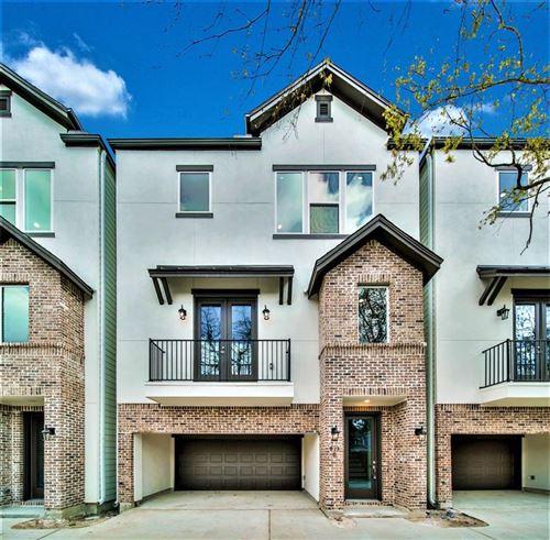 Photo of 913 Oak Street #A, Houston, TX 77018 (MLS # 84898876)