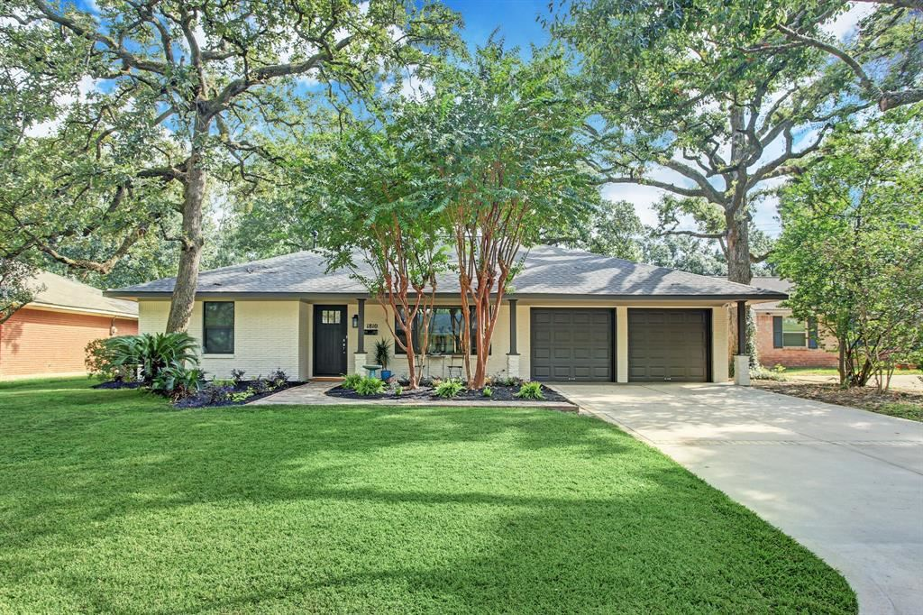 1810 Tannehill Drive, Houston, TX 77008 - MLS#: 31724877