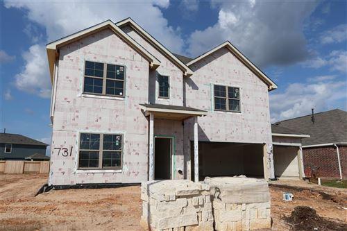 Photo of 731 Autumn Lake Lane, Magnolia, TX 77354 (MLS # 98023878)