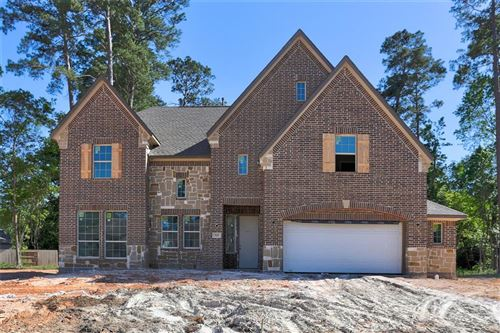 Photo of 527 Woodsy Pine Court, Conroe, TX 77304 (MLS # 34023883)