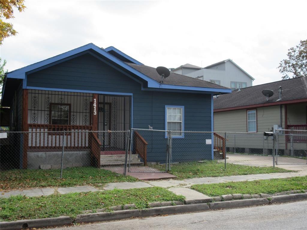 1413 Hussion Street, Houston, TX 77003 - MLS#: 70191885