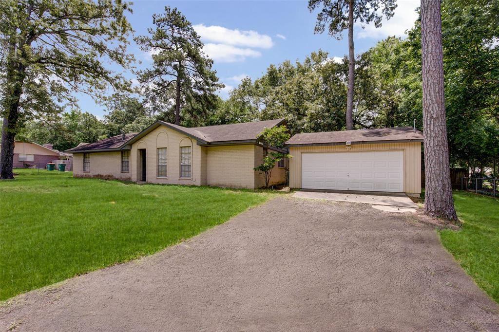 201 Woodland Drive, Conroe, TX 77301 - MLS#: 37243887
