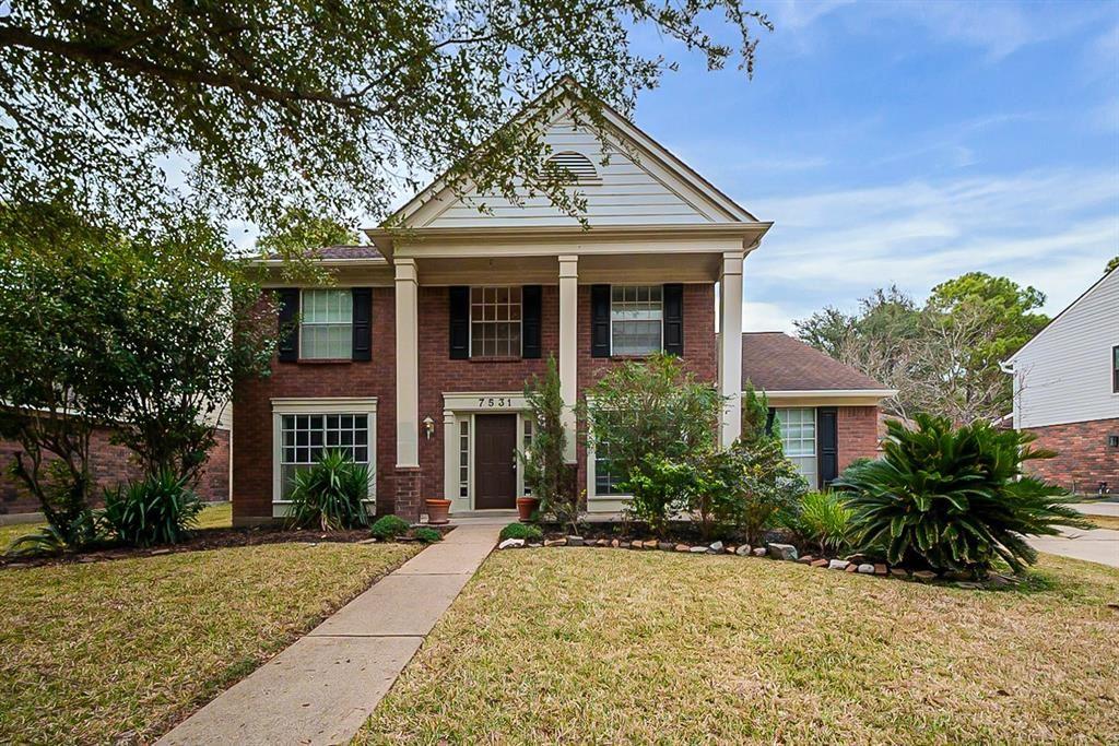 7531 Dogwood Falls Road, Houston, TX 77095 - #: 51239887