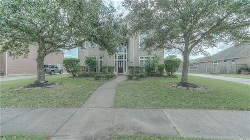 Photo of 11404 Gladewater Drive, Pearland, TX 77584 (MLS # 67525890)