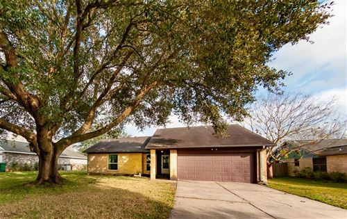Photo of 3885 Larkspur Street, Alvin, TX 77511 (MLS # 47140891)